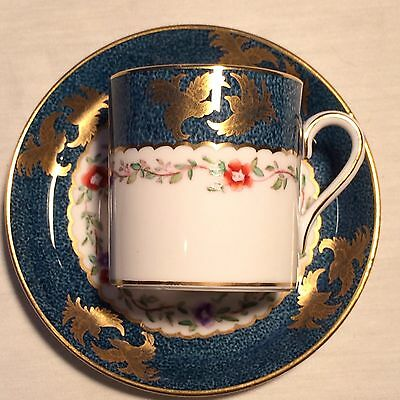 Vintage Tuscan China Cabinet Cup And Saucer