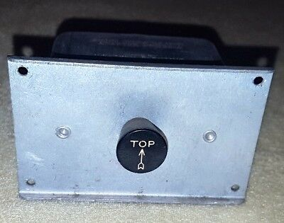 Signal Corps US Army FT 230-A Adapter plug Military Aircraft Radio Receiver