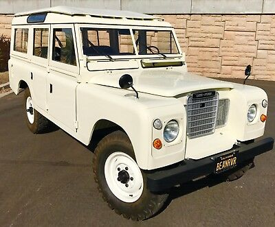 1974 Land Rover Other Santana Especial