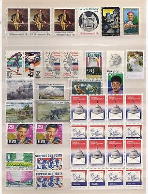 US stamps for postage - $13.63 + 8 forever stamps