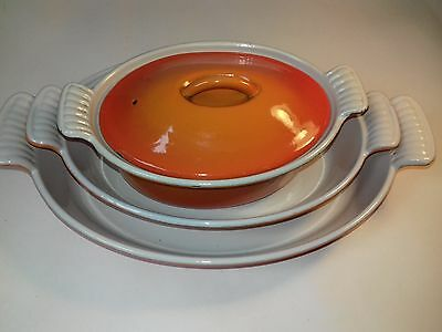 French cousance pie dishes