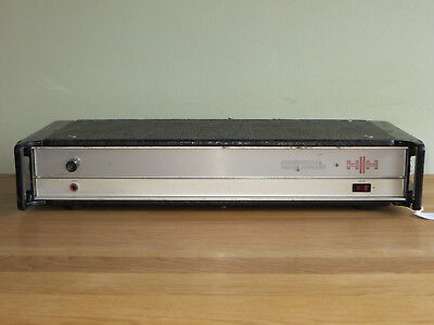 Vintage 1979 HH Electronic S130 Slave (Power) Amplifier 100w serviced&tested 2