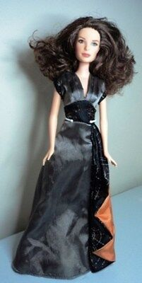 LOIS LANE aka KATE BOSWORTH doll in celebrity fashion Mattel gown from SUPERMAN