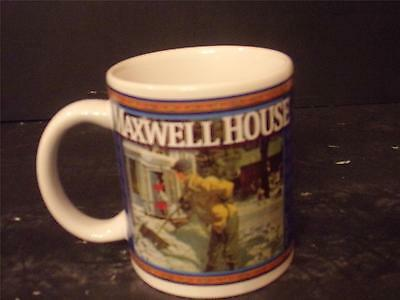 Maxwell House Coffee Mug 1951 & 1949 Advertisements  (67)