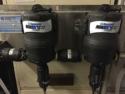 Commercial Lancer Beer System Cleaning Pumps Great Condition 2 Years Old