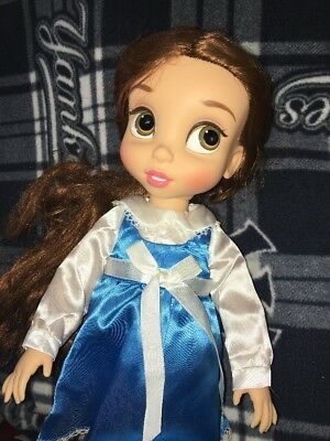 "Disney Animators Collection Belle Beauty And The Beast 16"" Doll"