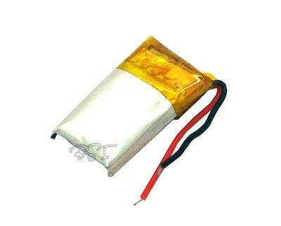 battery 3.7V 80 mAh 041220 Rechargeable Polymer Li-Po ion  for bluetooth mp3 mp4