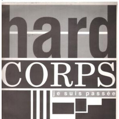 """HARD CORPS Je Suis Passee 12"""" VINYL UK Polydor 1985 2 Track Hard Mix Promo Part"""