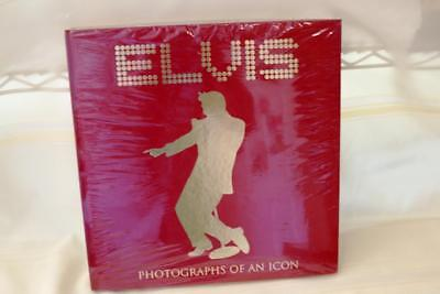 Elvis Presley Photographs Of An Icon Seasled Never Opened Marie Clayton Large