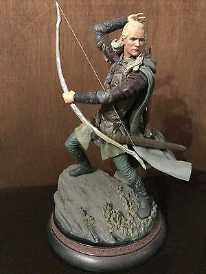 Sideshow Lord of the Rings LEGOLAS 1/6 Scale Statue