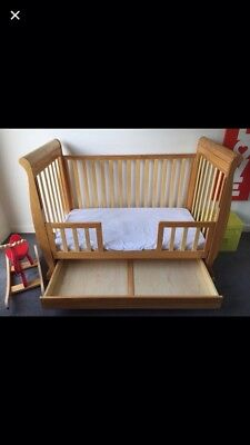 Baby Toddler Cot