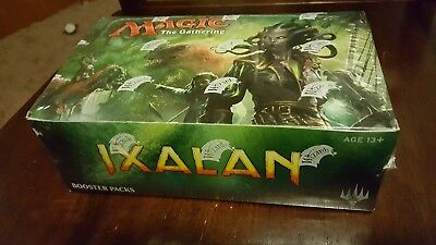 Ixalan Booster Box-36 packs. MTG- XLN English Booster Box Factory Sealed