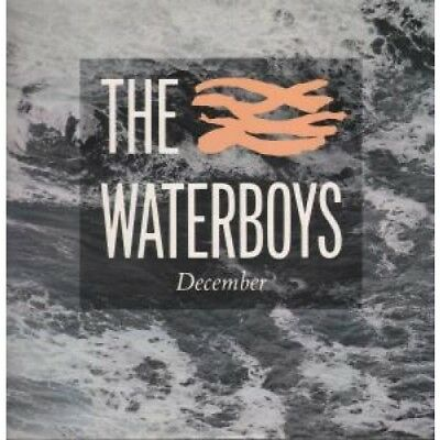 """WATERBOYS December 12"""" VINYL UK Ensign 1983 3 Track B/W Three Day Man And Red"""