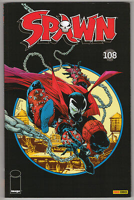SPAWN #227 *GERMAN VARIANT* Amazing Spider-Man #300 cover homage! IMAGE 2014