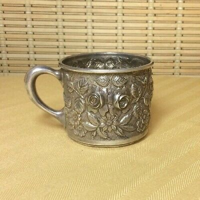 Antique SCHOFIELD CO. Sterling Silver Cup