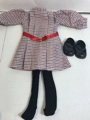 American Girl Doll SAMANTHA Meet Outfit -