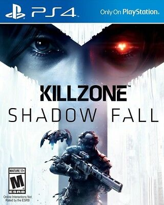 Killzone: Shadow Fall (us Import)  - PlayStation 4 game - BRAND NEW