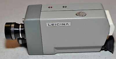 Leicina 8S with 3 lenses and leather case