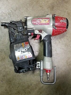 Max CN565S Siding Nailer SuperSider - Used on only one job