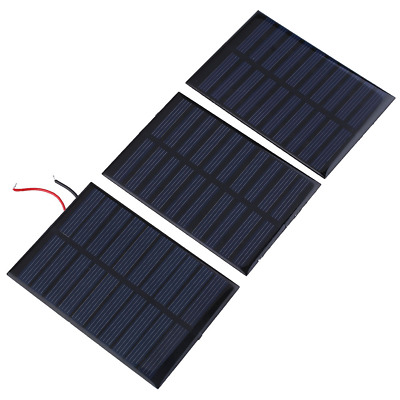 NEW 5V Mini Solar Panel Battery charger Module DIY Cell car boat home