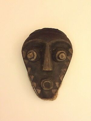 Wooden African Pende Mask