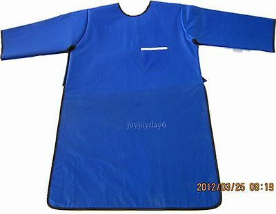 SanYi New X-Ray Protection Protective Lead Gel Coat 0.35mmpb Blue FA04 Middle JY