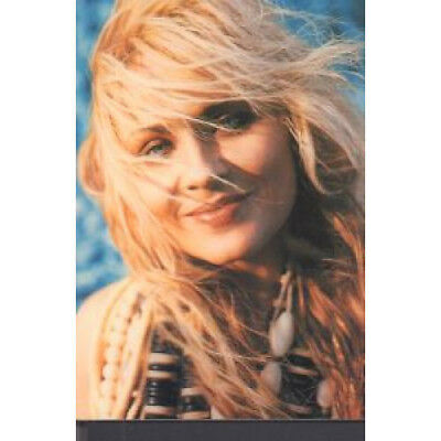 DORO True At Heart CARD German Vertigo 1991 Promo Postcard With Discography On