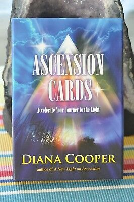 ASCENSION CARDS: Accelerate Your Journey To The Light ~ Diana Cooper