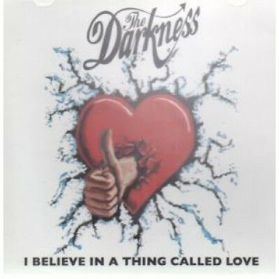 DARKNESS (UK RETRO METAL GROUP) I Believe In A Thing Called Love DVD UK