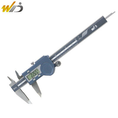 Digital Digimatic Vernier Caliper 0-150 mm Stainless Steel Micrometer Caliper