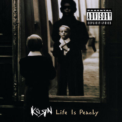 Korn - Life Is Peachy 180g vinyl LP NEW/SEALED