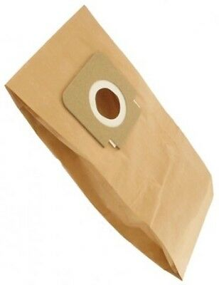 For Hoover Turbo Power, Turbopower 2/3 Vacuum ,Cleaner Bags,,Paper Bags X5