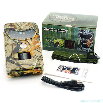 Wildlife Scouting Camera Infrared 12MP 1080P HD Cam Trail Hunting Camera Well