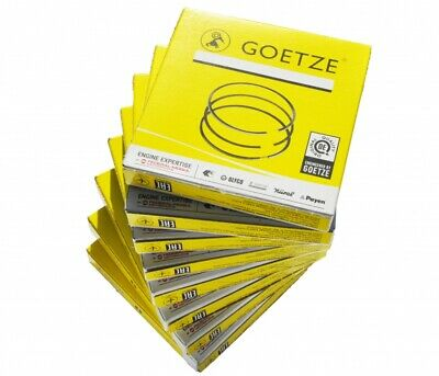 Piston Rings Set For 8 Cylinders Goetze 0813960000-8