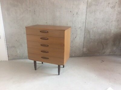 1970's Mid Century Chest of Drawers