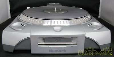 NUMARK HDX CDJ Player HDD80GB Audio Japan Working Properly F/S w/tracking num