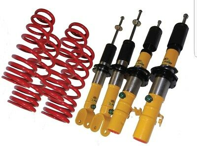 Bmw e36 coilover Spax RSX Coilover Suspension Lowering Kit - RSX976