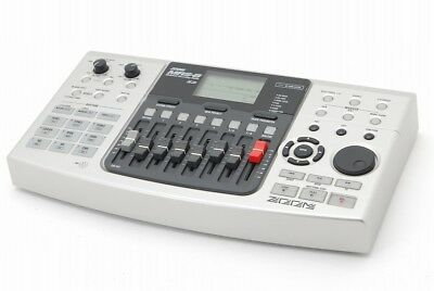 Zoom MRS-8 Multi-Track Digital Home Recording Studio (Excellent++) From Japan