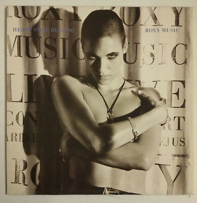 Roxy Music Heart Still Beating 2-LP España 1990
