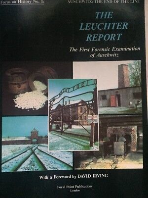 The Leuchter Report- Forensic Examination Of Auschwitz - David Irving