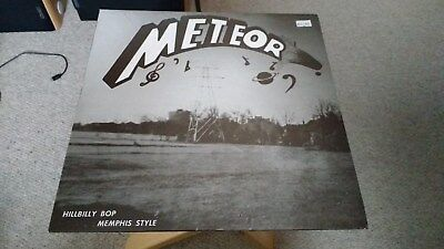 Meteor - Hillbilly Bop Memphis Style - Rockabilly V/a Steve Carl & The Jags +