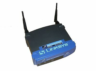 Linksys BEFW11S4 Wireless Access Point Router ver. 3 22