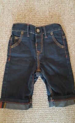 Baby boy Ted Baker jeans 3-6 months - Excellent condition