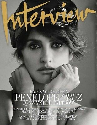 Penelope Cruz - Interview Magazine October 2017 - Brand New