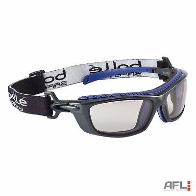 Bolle Baxter BAXCSP Anti Fog Anti Scratch CSP Lens Safety Goggles Glasses