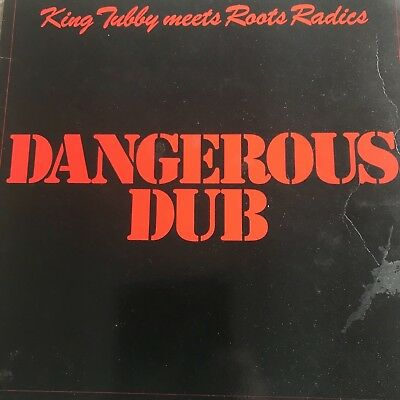 dangerous dub roots radics mixed by king tubby