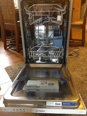 indesit fully intergrated slimline dishwasher brand new ex display