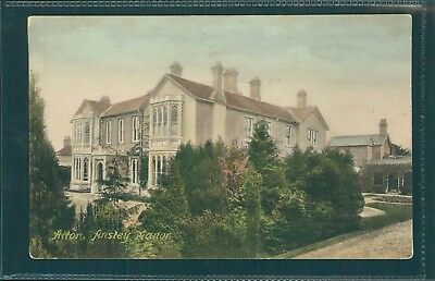 Alton, Anstey Manor, Hampshire. Printed, C.1910.