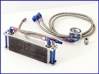 HONDA X4/LD EARL'S Oil Cooler Kit with Thermostat sss
