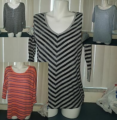 Blouses SMALL LOT 4 Tops Calvin Klein & More Perfect Condition  C3